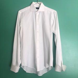 Zara Man White Dress Shirt